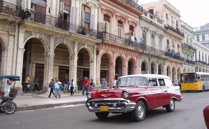 Ciudad revolucionaria y caribeña