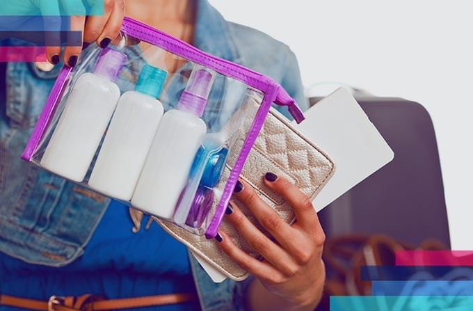 Превоз на течности, гелове и аерозоли в ръчния багаж