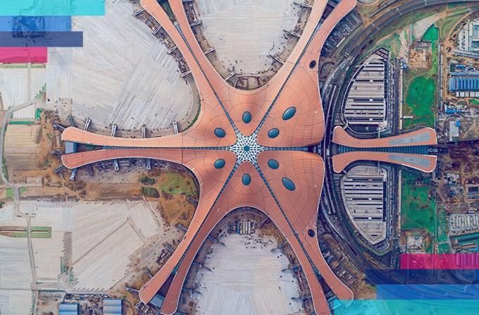 Pekin: otwarto jedno z największych lotnisk na świecie