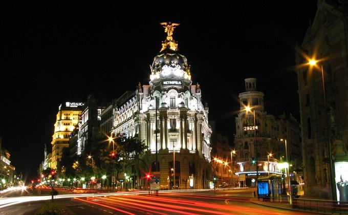 Madrid, ciudad nocturna y bohemia
