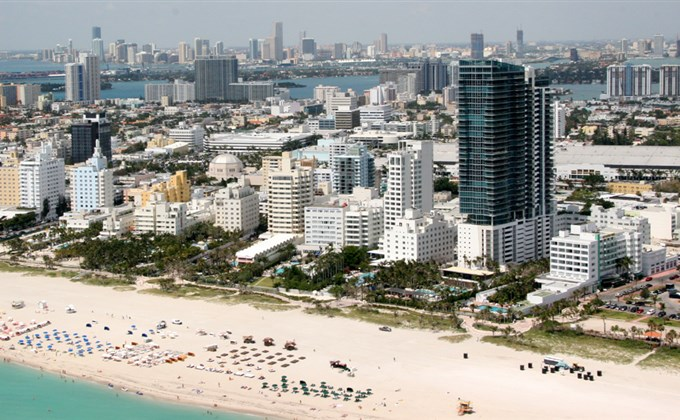 Miami: sol, arena y playas