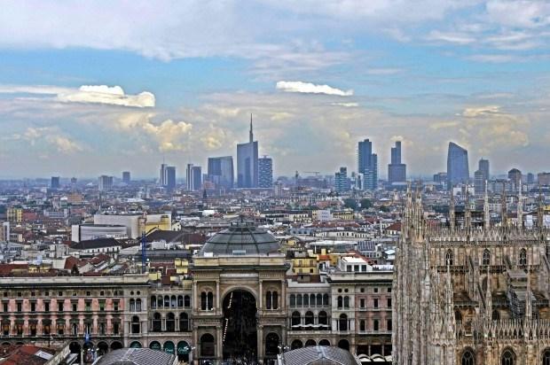 Milán: Medieval y contemporánea
