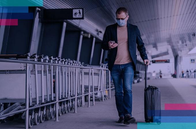 Nuevas normas de seguridad para los viajes en avión (COVID-19)