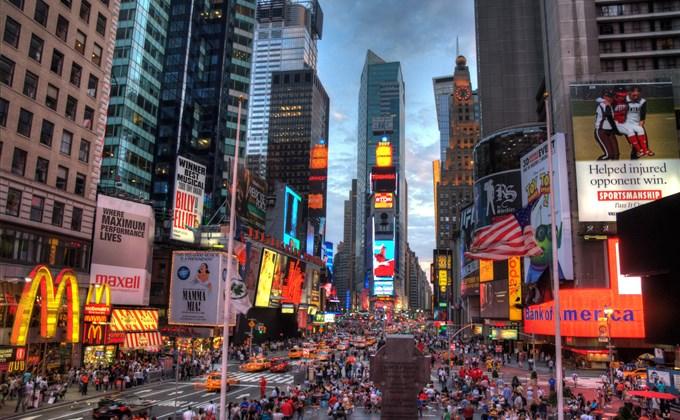 El esplendor de Nueva York