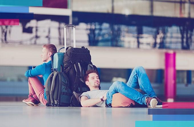 Opóźniony lot: Posiłek czy odszkodowanie?