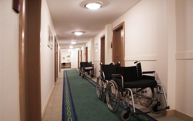Persoanele cu handicap