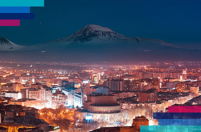 Ryanair wchodzi do Armenii