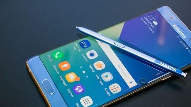 Samsung Galaxy Note 7 ile uçuş yasağı