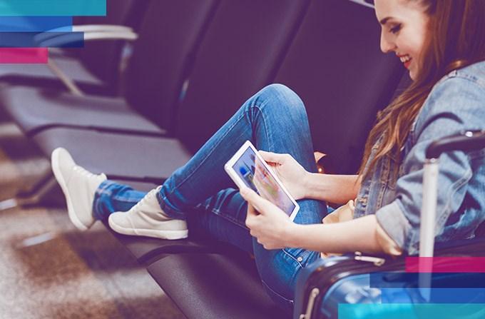 Sieci Wi-Fi na lotniskach [MAPA]