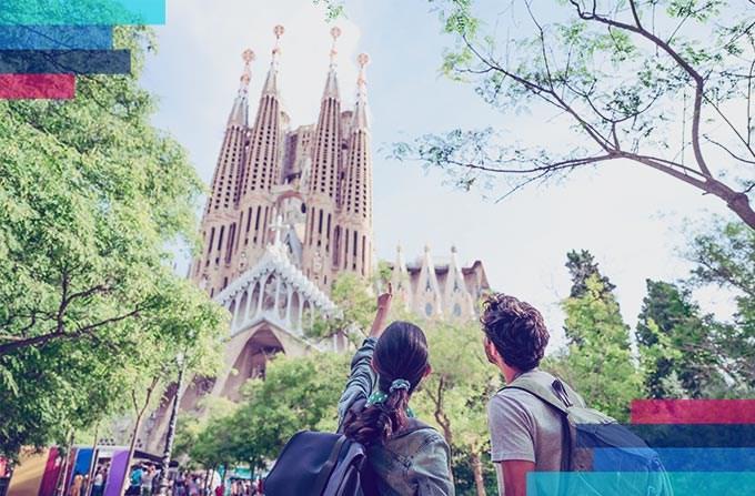 Tani weekend w Europie: Barcelona, Rzym. Kiedy rezerwować?