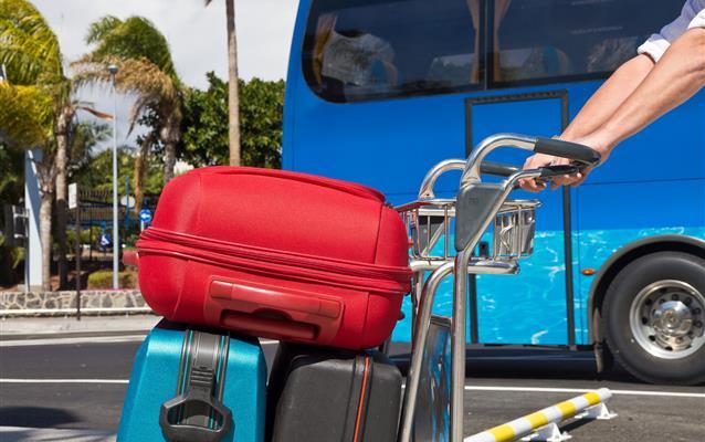 Transportul de la aeroport