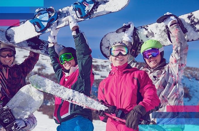 Ubezpieczenie narciarskie: zwrot za karnety, wynajem sprzętu